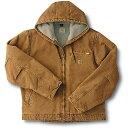 カーハート Carhartt メンズ ジャケット アウター【Sandstone Sierra Jacket】Carhartt Brown
