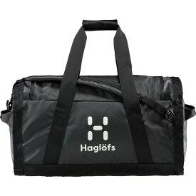 ホグロフス Haglofs レディース ボストンバッグ・ダッフルバッグ バッグ【Lava 70L Duffel】True Black