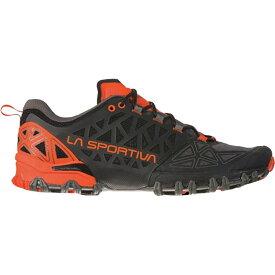 ラスポルティバ La Sportiva メンズ ランニング・ウォーキング シューズ・靴【Bushido II Trail Running Shoe】Carbon/Tangerine