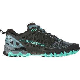 ラスポルティバ La Sportiva レディース ランニング・ウォーキング シューズ・靴【Bushido II Trail Running Shoe】Slate/Aqua