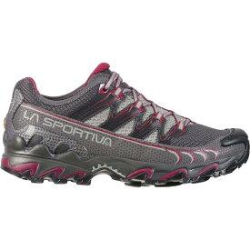 ラスポルティバ La Sportiva レディース ランニング・ウォーキング シューズ・靴【Ultra Raptor Trail Running Shoe】Carbon/Beet
