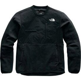 ザ ノースフェイス The North Face メンズ スウェット・トレーナー トップス【Denali Crew Shirt】Tnf Black