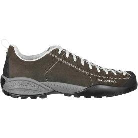 スカルパ Scarpa メンズ クライミング シューズ・靴【Mojito Shoe】Dark Brown