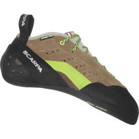 スカルパ Scarpa メンズ クライミング シューズ・靴【Maestro Mid Eco Climbing Shoe】Stone/Light Grey