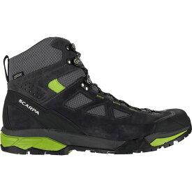 スカルパ Scarpa メンズ ハイキング・登山 ブーツ シューズ・靴【ZG Lite GTX Hiking Boot】Dark Grey/Spring