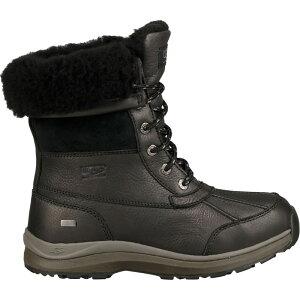アグ UGG レディース ブーツ シューズ・靴【Adirondack III Boot】Black