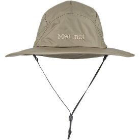マーモット Marmot メンズ ハット サファリハット 帽子【PreCip Safari Hat】Cavern