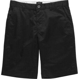 ルーカ RVCA メンズ ショートパンツ ボトムス・パンツ【Americana Short】Black