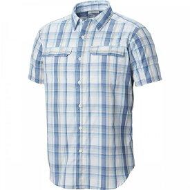 コロンビア Columbia メンズ 半袖シャツ トップス【Silver Ridge 2.0 Multi Plaid Short - Sleeve Shirt】Impulse Blue Plaid
