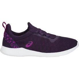 アシックス Asics レディース ランニング・ウォーキング シューズ・靴【Gel - Fit Sana 4 Shoe】Night Shade/Purple/Spectrum