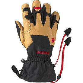 マーモット Marmot メンズ 手袋・グローブ 【Exum Guide Glove】Black/Tan