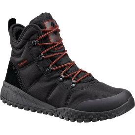 コロンビア Columbia メンズ ブーツ シューズ・靴【Fairbanks Omni - Heat Boot】Black/Rusty