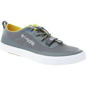 コロンビア Columbia メンズ ウォーターシューズ シューズ・靴【Dorado CVO PFG Shoe】Ti Grey Steel/Electron Yellow