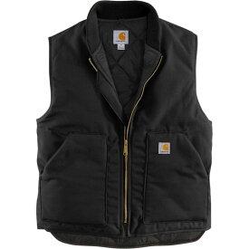 カーハート Carhartt メンズ ベスト・ジレ トップス【Duck Vest】Black