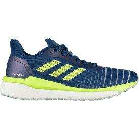 アディダス Adidas レディース ランニング・ウォーキング シューズ・靴【Solar Drive Running Shoe】Legend Marine/Hi-res Yellow/Ash Grey S18