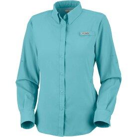 コロンビア Columbia レディース 釣り・フィッシング トップス【Tamiami II Long - Sleeve Shirt】Clear Blue