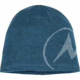 マーモット Marmot レディース ニット 帽子【Summit Hat】Moroccan Blue/Blue Granite