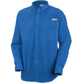 コロンビア Columbia メンズ 釣り・フィッシング トップス【Tamiami II Button - Up Shirt】Vivid Blue