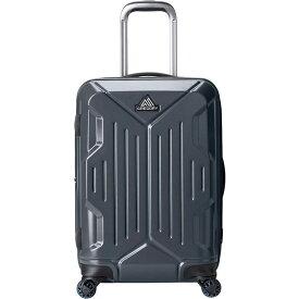 グレゴリー Gregory レディース スーツケース・キャリーバッグ ギアバッグ バッグ【Quadro Hardcase 45L Rolling Gear Bag】Slate Black