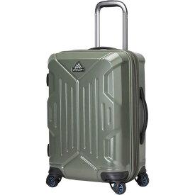 グレゴリー Gregory レディース スーツケース・キャリーバッグ ギアバッグ バッグ【Quadro Hardcase 45L Rolling Gear Bag】Thyme Green