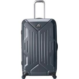 グレゴリー Gregory レディース スーツケース・キャリーバッグ ギアバッグ バッグ【Quadro Hardcase 90L Rolling Gear Bag】Slate Black
