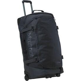 マーモット Marmot レディース スーツケース・キャリーバッグ バッグ【Rolling Hauler 80L Bag】Slate Grey/Black