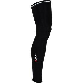 ルイガノ Louis Garneau レディース 自転車 サポーター【Zip - Leg Warmers】Black