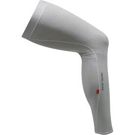 パールイズミ Pearl Izumi レディース 自転車 サポーター【Sun Leg Sleeve】White
