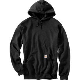 カーハート Carhartt メンズ パーカー トップス【Midweight Pullover Hooded Sweatshirt】Black-Pocket Logo