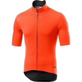 カステリ Castelli メンズ 自転車 トップス【Perfetto RoS Light Jersey】Orange