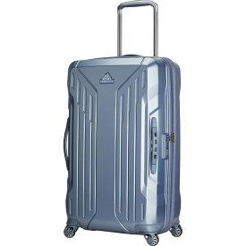 グレゴリー Gregory レディース スーツケース・キャリーバッグ ギアバッグ バッグ【Quadro Pro Hardcase 30 Rolling Gear Bag】Steel Grey