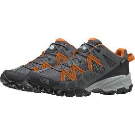 ザ ノースフェイス The North Face メンズ ランニング・ウォーキング シューズ・靴【Ultra 111 Waterproof Trail Running Shoe】Zinc Grey/Burnt Orange