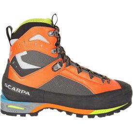 スカルパ Scarpa メンズ ハイキング・登山 登山靴 シューズ・靴【Charmoz Mountaineering Boot】Shark/Orange