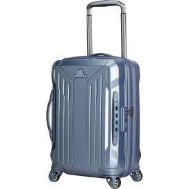 グレゴリー Gregory レディース スーツケース・キャリーバッグ ギアバッグ バッグ【Quadro Pro Hardcase 22 Rolling Gear Bag】Steel Grey