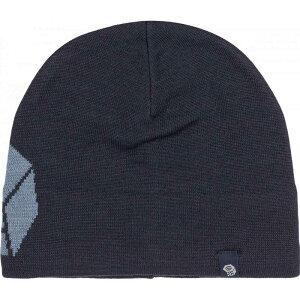 マウンテンハードウェア Mountain Hardwear メンズ ニット ビーニー 帽子【caelum dome beanie】Dark Zinc