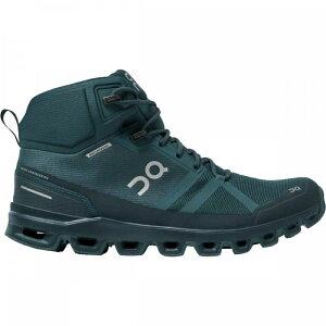オン ON Running メンズ ハイキング・登山 ブーツ シューズ・靴【Cloudrock Hiking Boot】Navy/Midnight