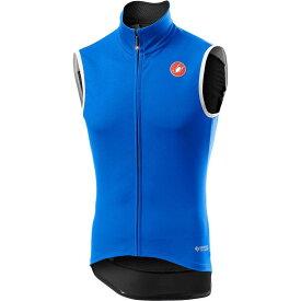 カステリ Castelli メンズ 自転車 ベスト・ジレ トップス【Perfetto RoS Vest】Drive Blue
