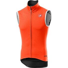 カステリ Castelli メンズ 自転車 ベスト・ジレ トップス【Perfetto RoS Vest】Orange