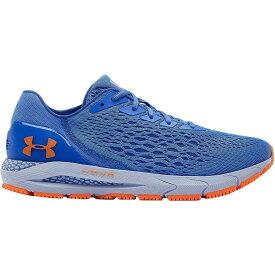 アンダーアーマー Under Armour メンズ ランニング・ウォーキング シューズ・靴【HOVR Sonic 3 Running Shoe】Water/Spackle Blue/Orange Spark