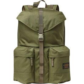 フィルソン Filson レディース バックパック・リュック バッグ【Ripstop Nylon Backpack】Surplus Green