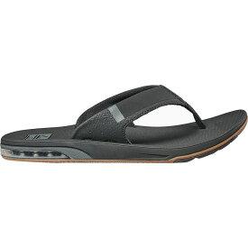リーフ Reef メンズ ビーチサンダル シューズ・靴【Fanning Low Flip Flop】Black