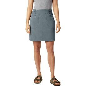 マウンテンハードウェア Mountain Hardwear レディース スカート 【Dynama Skirt】Light Storm