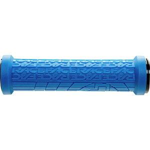 レイスフェイス Race Face レディース 自転車 グリップ【Grippler Lock - On Grips】Blue