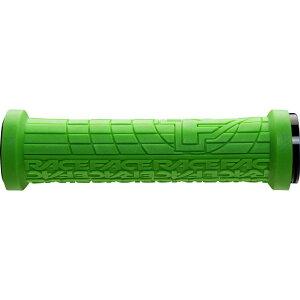 レイスフェイス Race Face レディース 自転車 グリップ【Grippler Lock - On Grips】Green