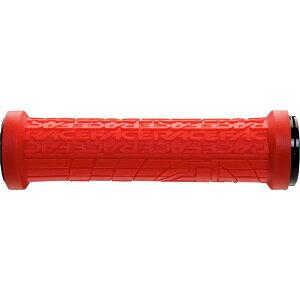 レイスフェイス Race Face レディース 自転車 グリップ【Grippler Lock - On Grips】Red
