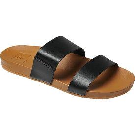 リーフ Reef レディース サンダル・ミュール シューズ・靴【Cushion Bounce Vista Sandal】Black/Natural