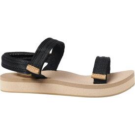 リーフ Reef レディース サンダル・ミュール シューズ・靴【Voyage Lite Seas Sandal】Black