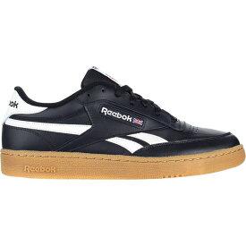 リーボック Reebok メンズ スニーカー シューズ・靴【Club C Revenge Sneaker】Black/White/Rbkg