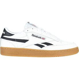 リーボック Reebok メンズ スニーカー シューズ・靴【Club C Revenge Sneaker】White/Black/Rbkg