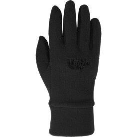 ザ ノースフェイス The North Face レディース 手袋・グローブ 【TKA 100 Glacier Glove】TNF Black